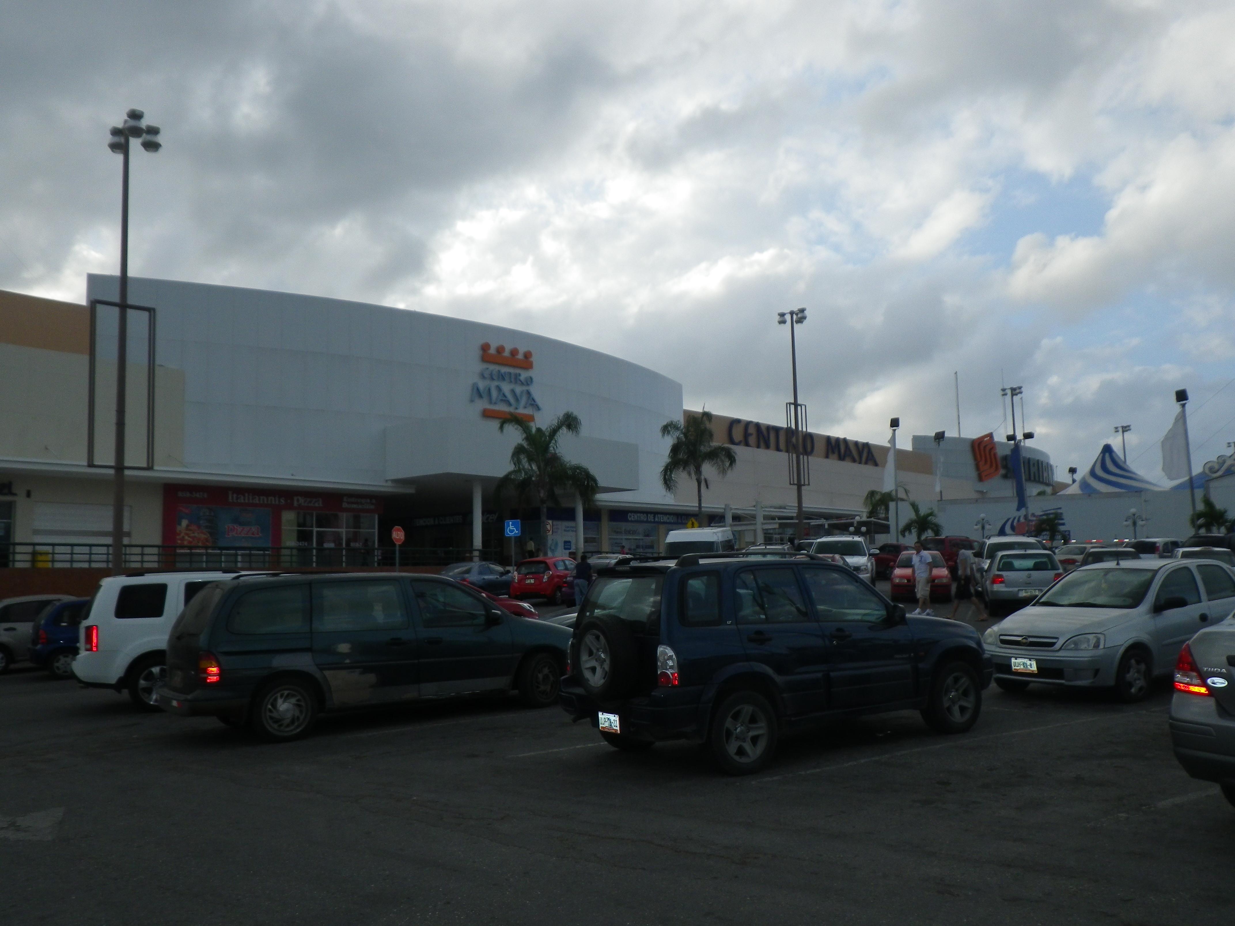 Centro Maya Mall