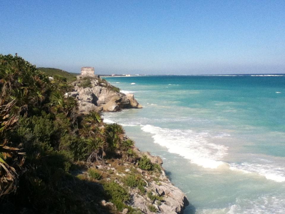 Yucatan, Tulum, ruins, travel, expat