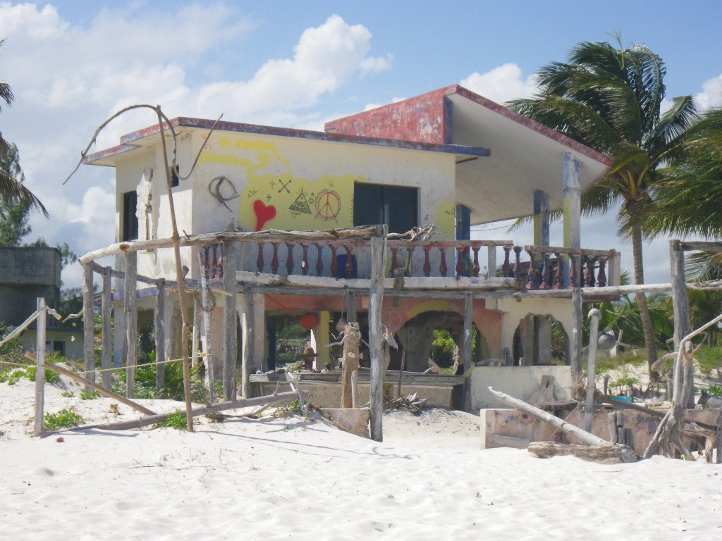 beach house, Yucatan, Riviera Maya